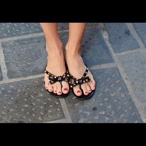 874d227c24d Valentino Garavani Shoes - New Valentino Garavani Rockstud flip flops